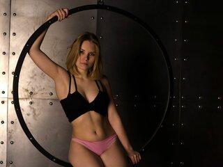 Pussy real LanaWhiteFlower